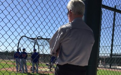 Spring Training and Financial Planning